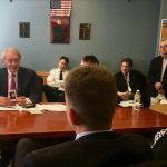 Photos: P.A.A.R.I. Executive Director Allie Hunter McDade Attends Roundtable Event with U.S. Sen. Ed Markey to Discuss Opioid Epidemic
