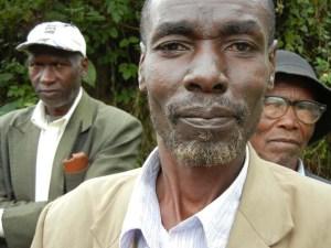Three Men of Gitombo Village