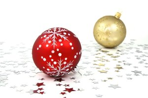 balls, christmas, ornament