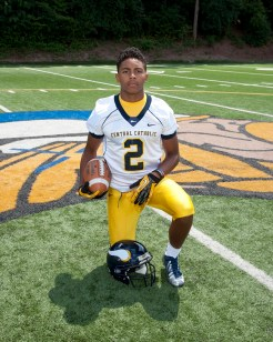 Tre Tarpley (Central Catholic) - DB