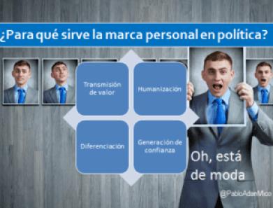marca personal politica