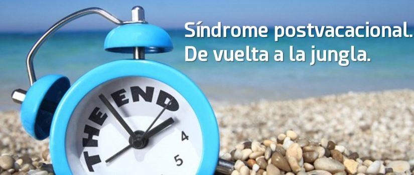sindrome postvacacional