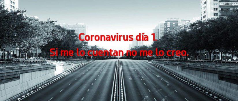 coronavirus dia 2