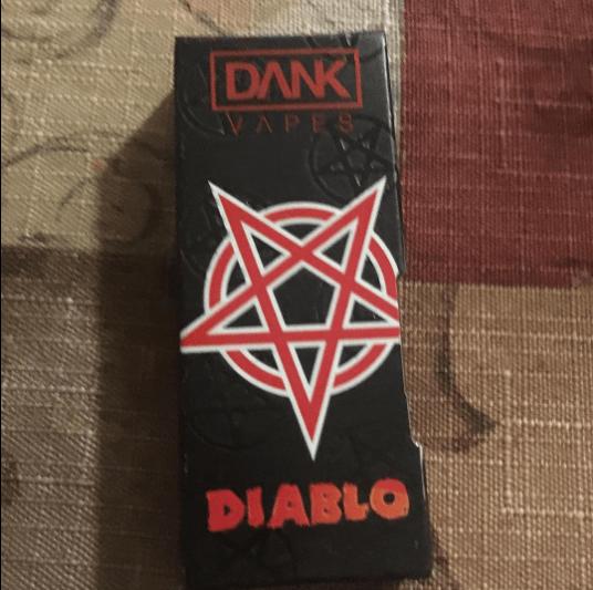 Diablo Dank Vapes