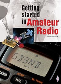 Book Review: Getting Started In Amateur Radio by Steve Nichols