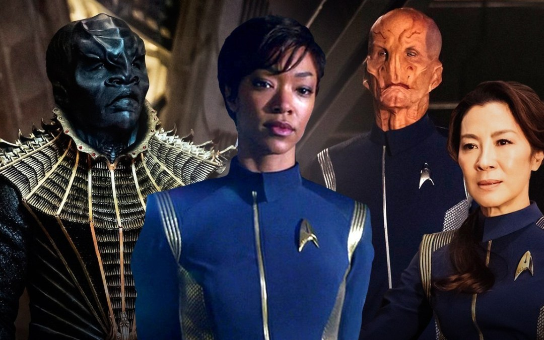 What Star Trek: Discovery should have been