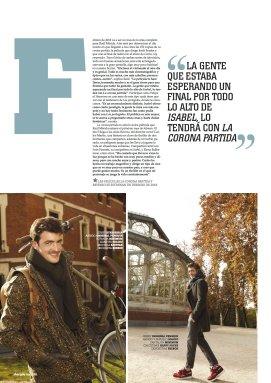 Raúl Mérida - Pablo Giraldo - Revista Shangay Diciembre 2015 3