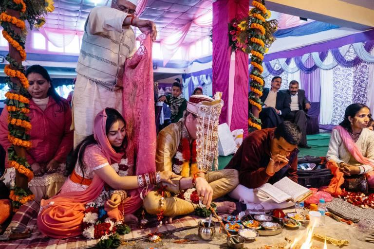 Hochzeitsreportage in Indien