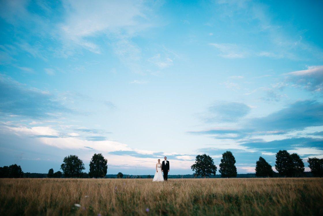 Hochzeit auf dem Land