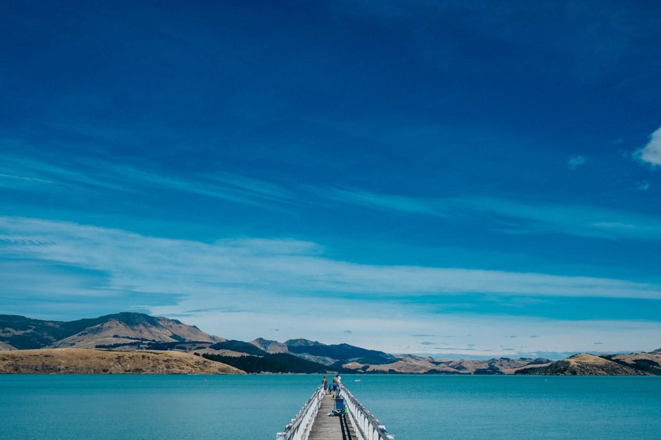 Neuseeland Reise