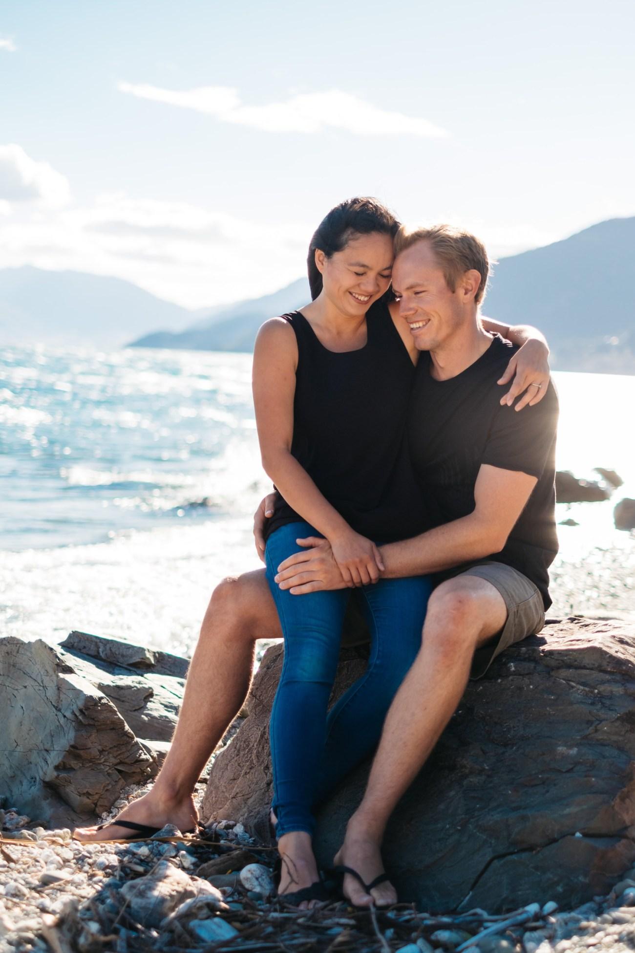 Couple Shooting Queentown