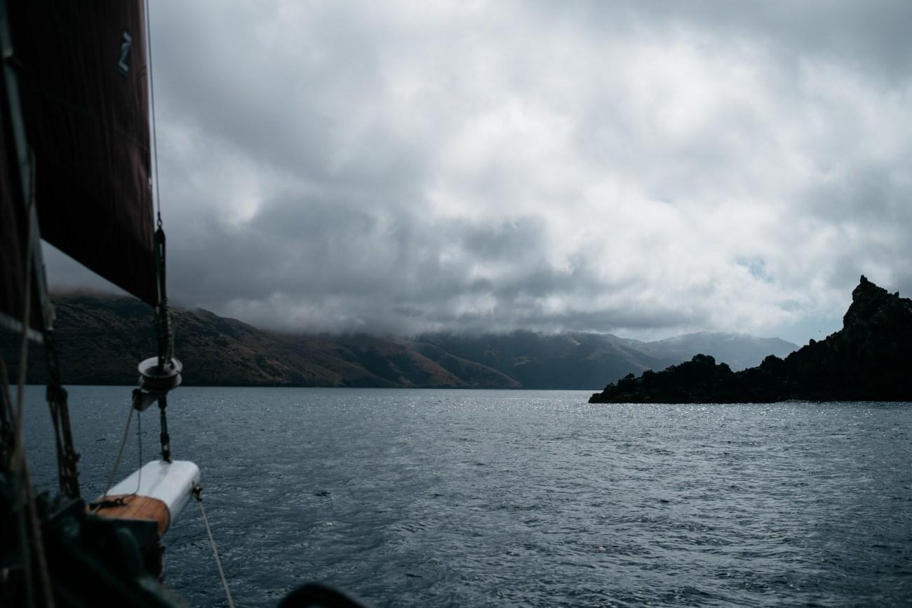 Akaroa Neuseeland
