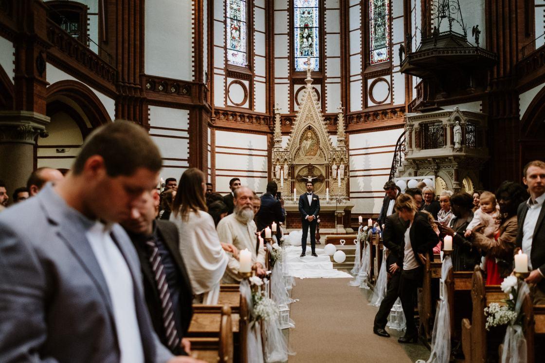 Hochzeit St. Gertrud Hamburg