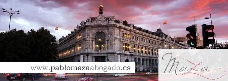 Informes Banco de España GASTOS