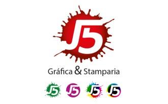 J5 Gráfica e Stamparia - 2016