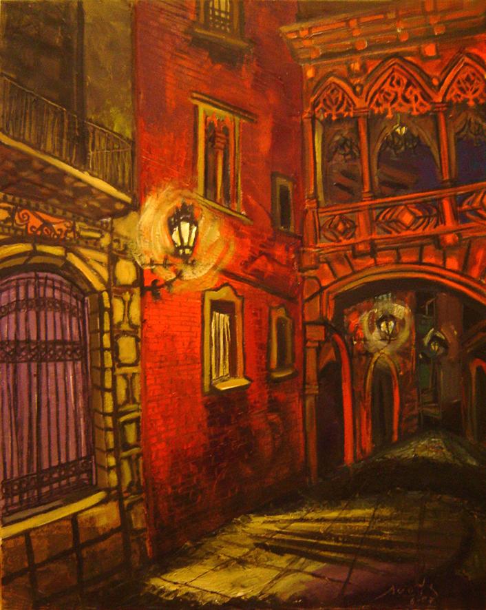 Barrio Gotico 01