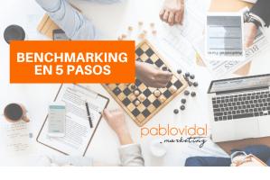 bENCHMARKING: Qué es y cómo hacerlo