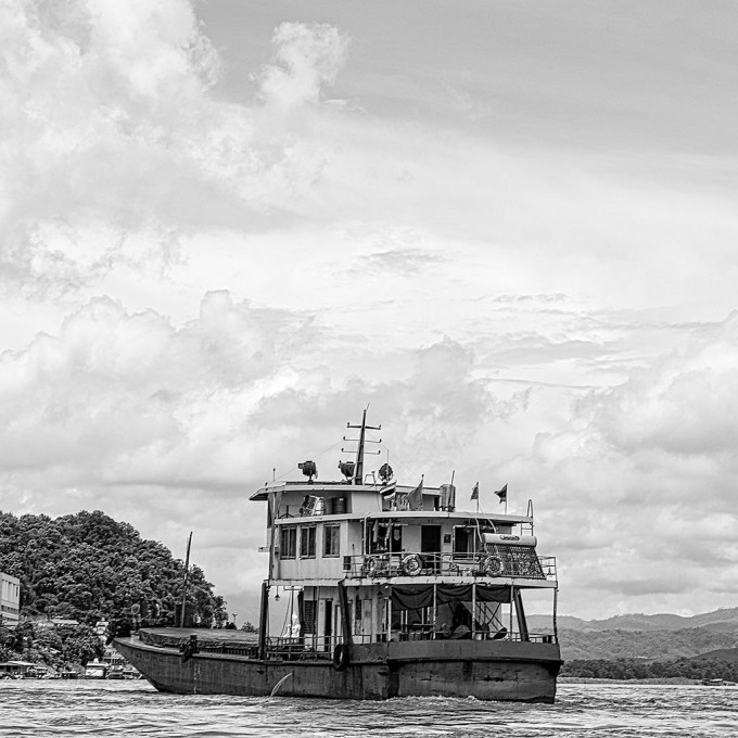 Tailandia en blanco y negro