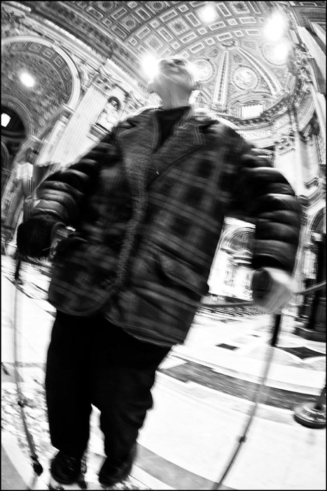 Señor en la Basílica de San Pedro