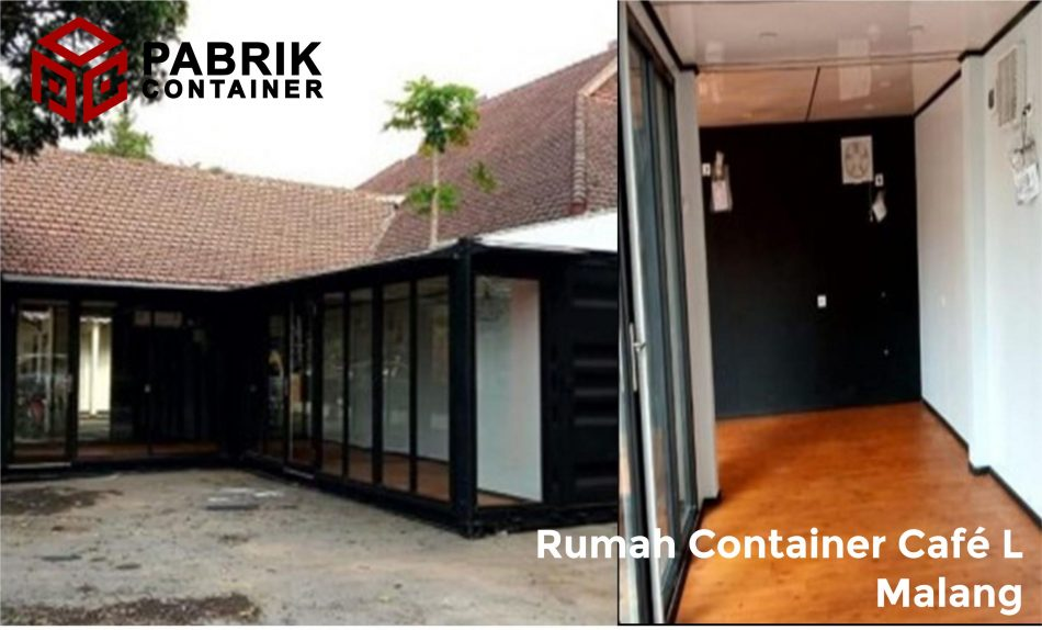 cafe container di malang