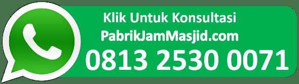 Konsultasi Pabrik Jam Digital Masjid Murah