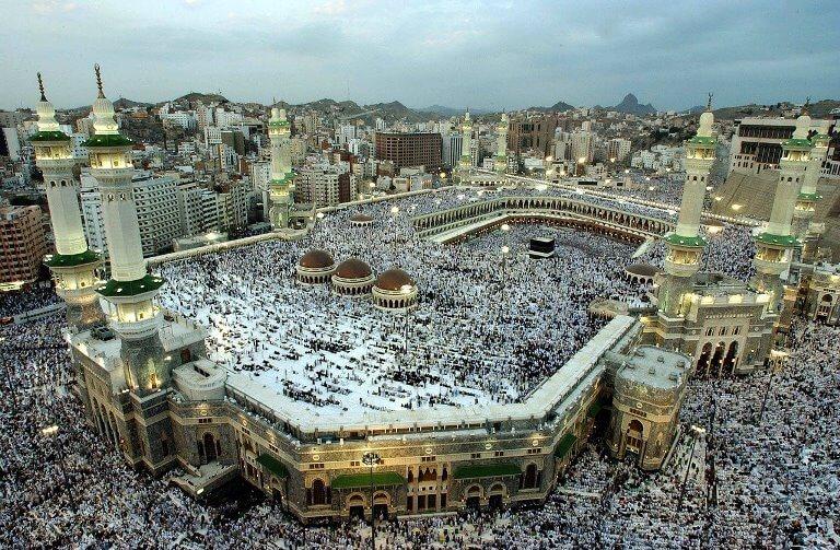 Masjid Pertama di Dunia