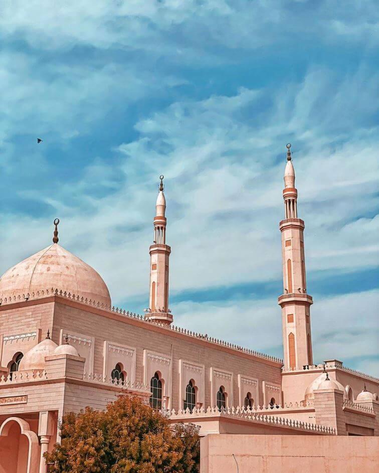Perbedaan Masjid Agung, Masjid Jami', Masjid Raya, Masjid Negara