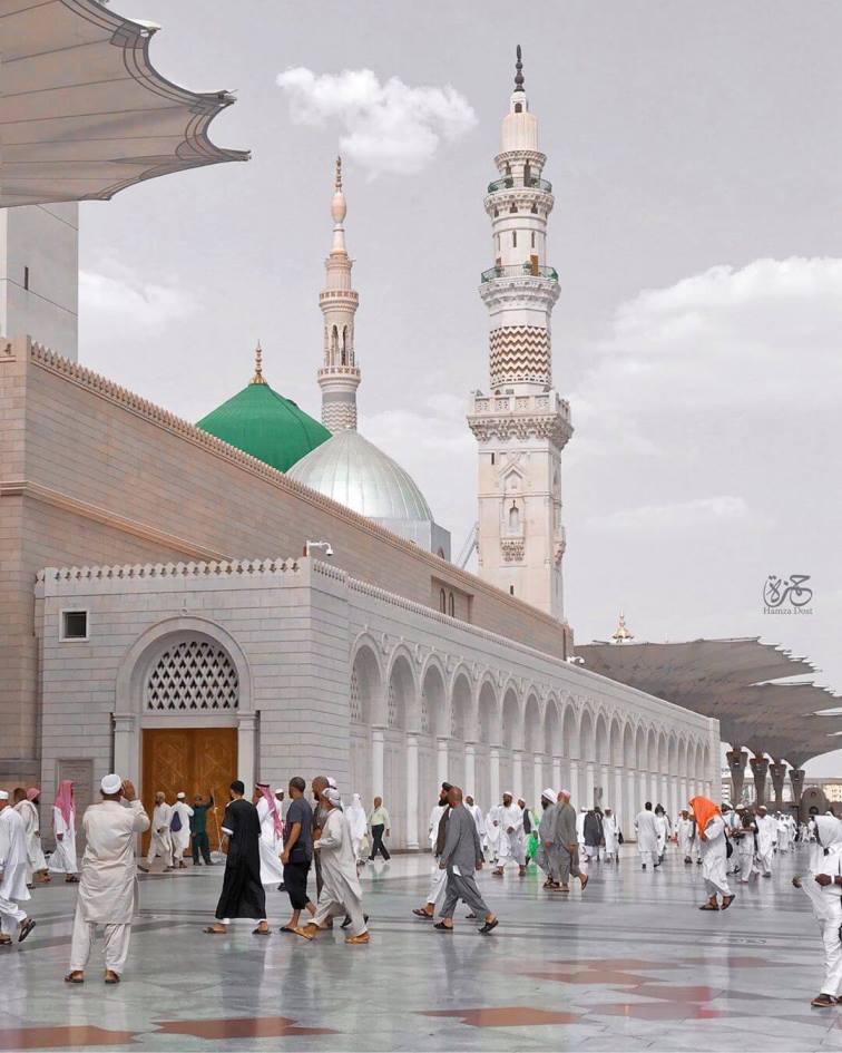 Keutamaan Ahlu Masjid