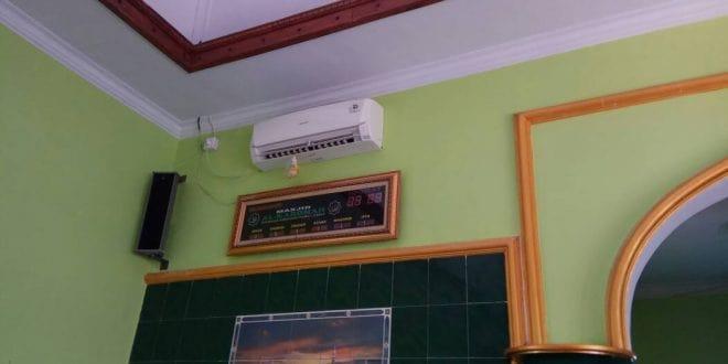 Tips Memilih AC yang tepat untuk mushola atau masjid
