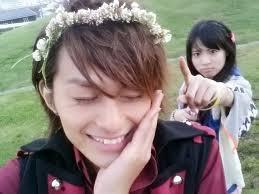 小林豊 笑顔