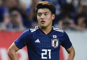 堂安律日本代表サッカー1