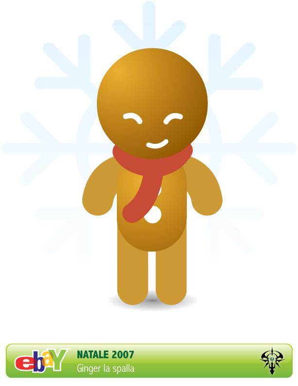 Ginger-la-spalla