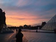 Gratuitous sunset picture