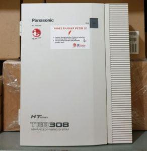 pabx bandung pabx panasonic bekas teb308