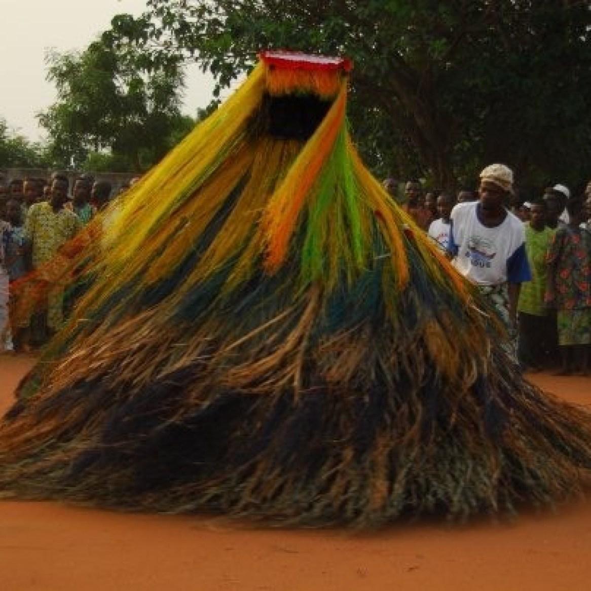 Traditional Dance Display