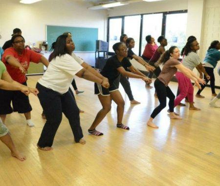 BESA African Dance Workout