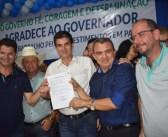 Pacajá recebeu no Dia (11) a Presença do Governador do Estado do Pará Helder Barbalho e sua Comitiva o motivo da visita foi para anunciar Investimentos para o Município