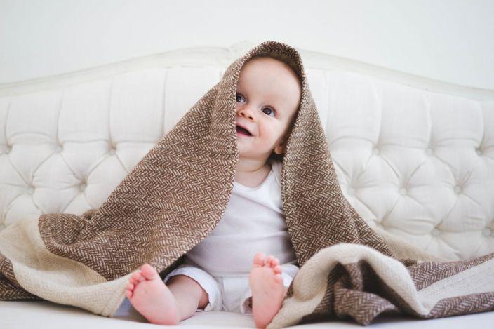 Maine Alpaca Blanket