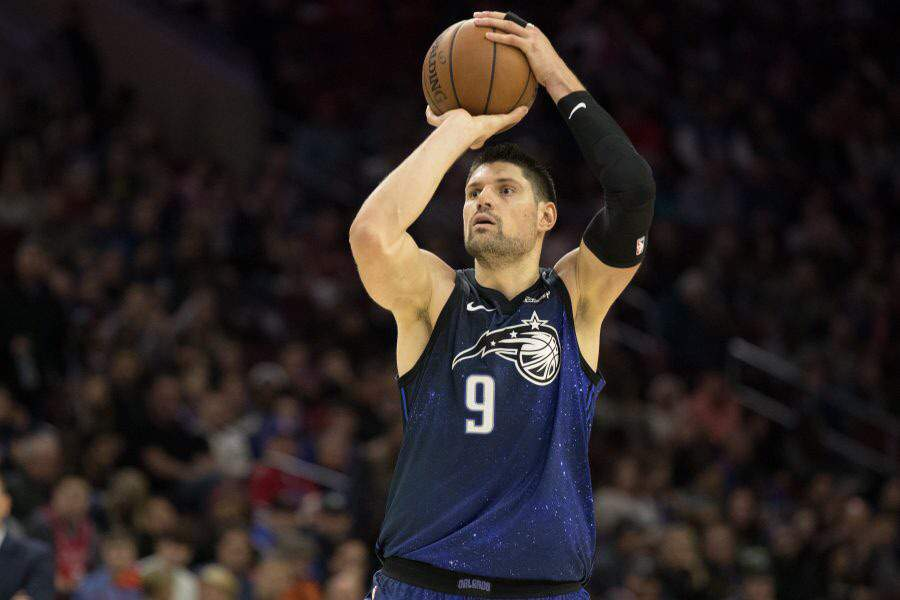 new concept d0d35 7f06a Nikola Vucevic: Is He Any Good? | Pace and Space