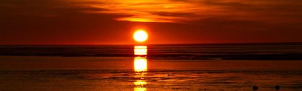 Sunset on Eighty Miles Beach