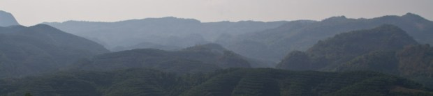 Mountains of Yunnan