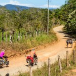 Dirt road on Nicoya Peninsula
