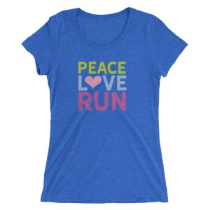 Peace Love RUN