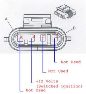 Serpentine Alternator Wiring