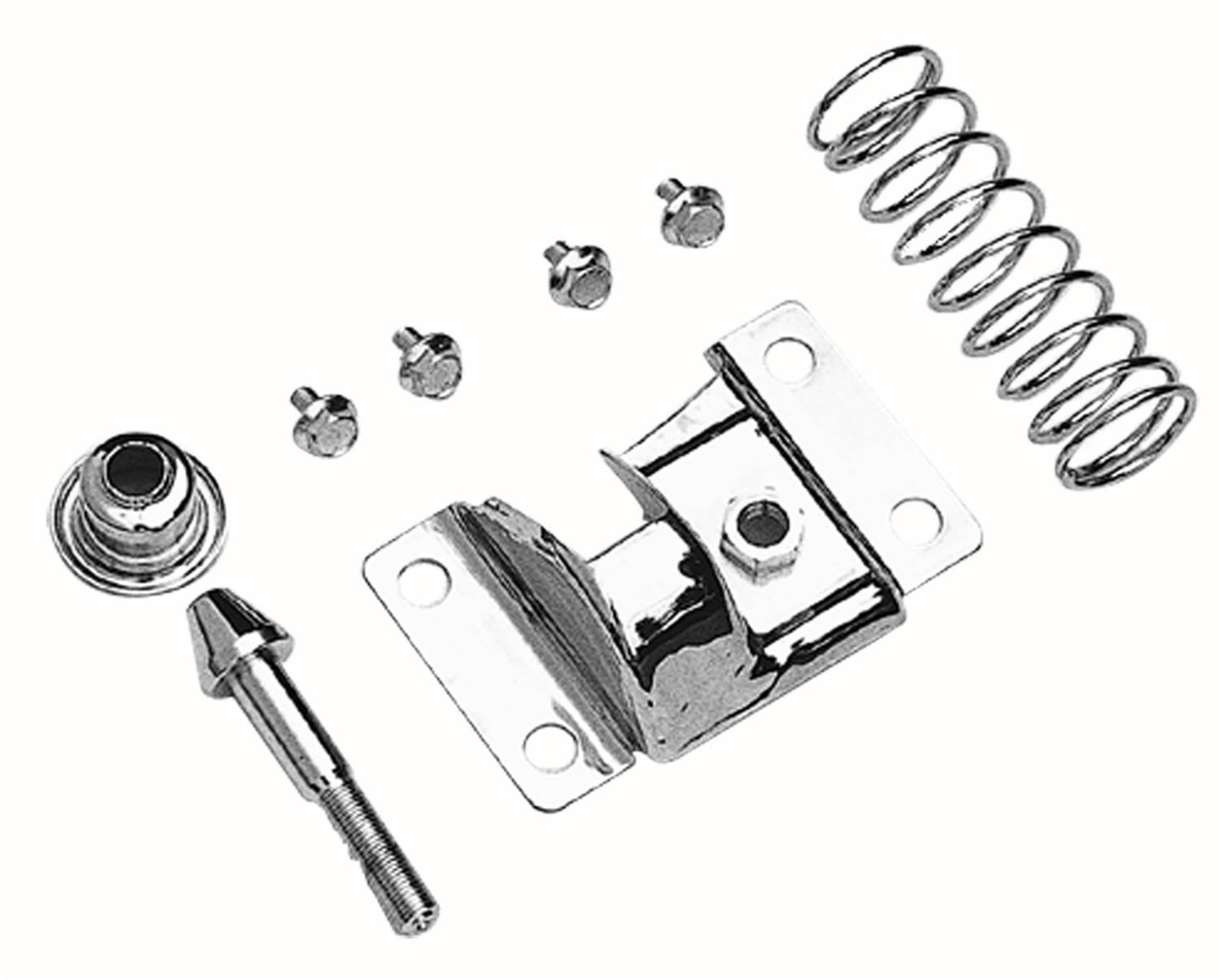 Hood Latch Kit Trans Dapt Performance Products