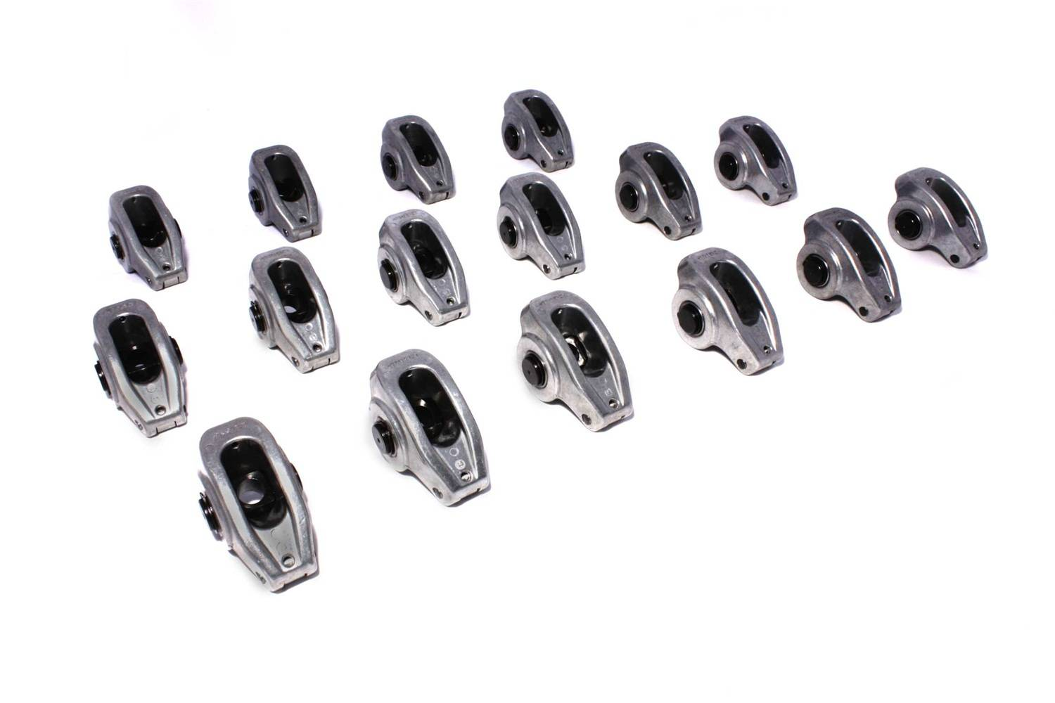 High Energy Cast Aluminum Roller Rocker Arm Set