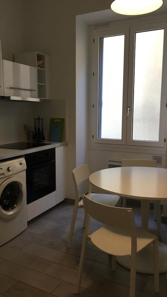 cuisine logement étudiant externe à la prépa medecine PACES+ nice