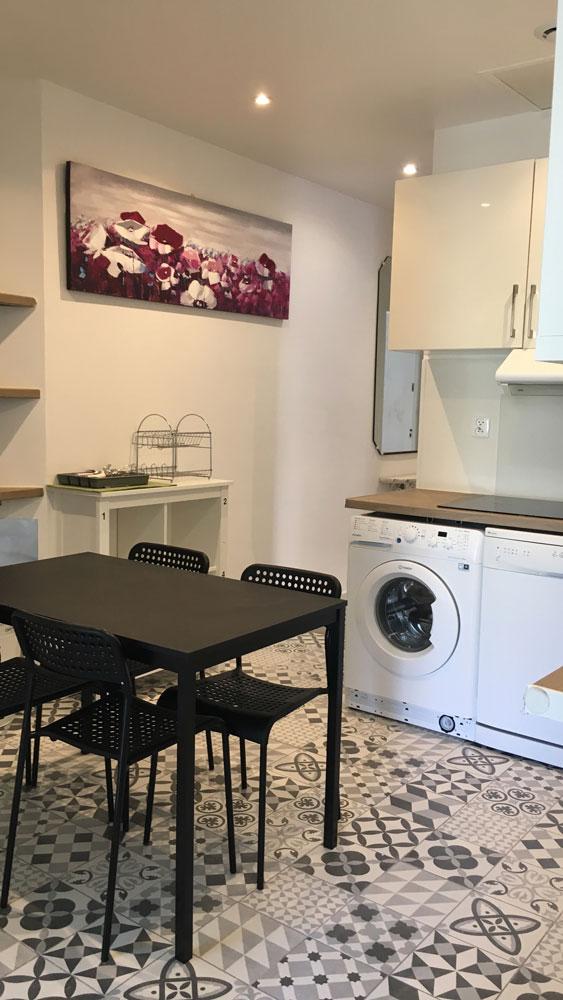 cuisine logement étudiant externe à la prepa paces+ nice