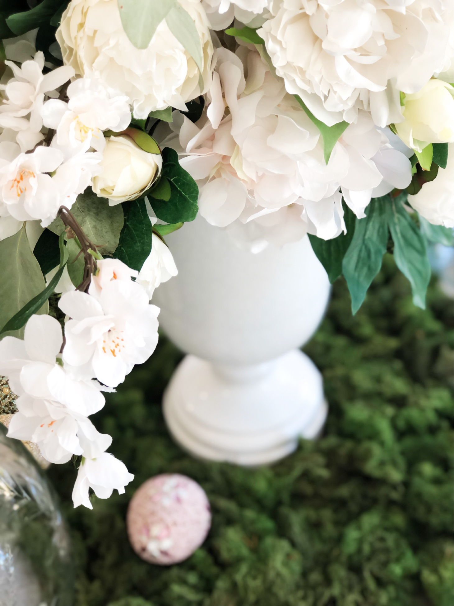 Easter décor