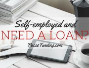self employed and need a loan
